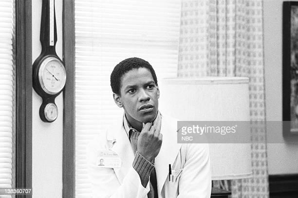 "Release"" Episode 12 -- Pictured: Denzel Washington as Doctor Philip Chandler"