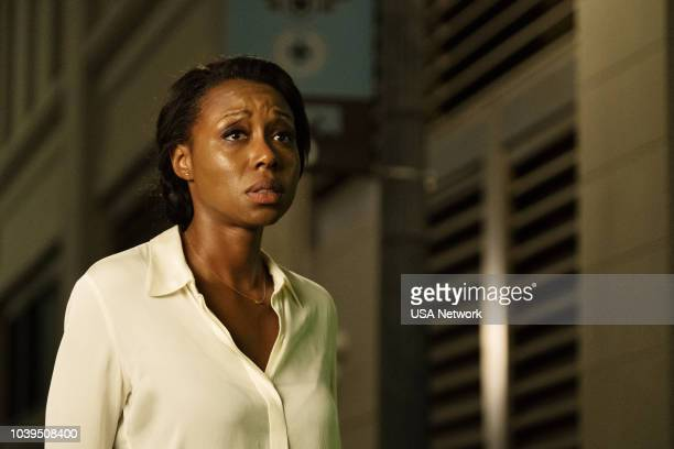 THE PURGE 'Release the Beast' Episode 104 Pictured Amanda Warren as Jane
