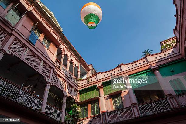 Released sky lantern in the air Sky lantern festival at Bholanathdham is an annual festival which held every year on the day of Kali puja or Diwali...