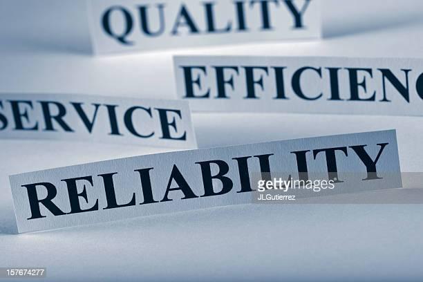 reliability - betrouwbaar stockfoto's en -beelden