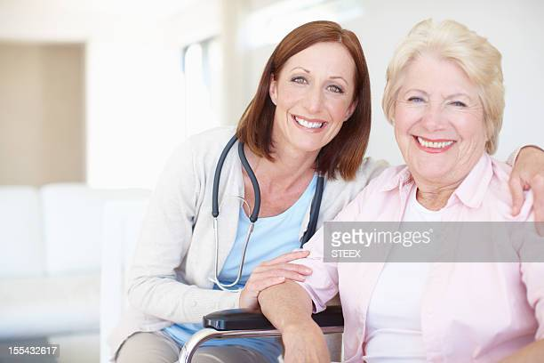 Reliable and astute senior care
