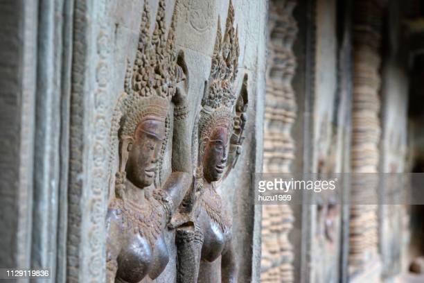 Relief of Angkor Wat
