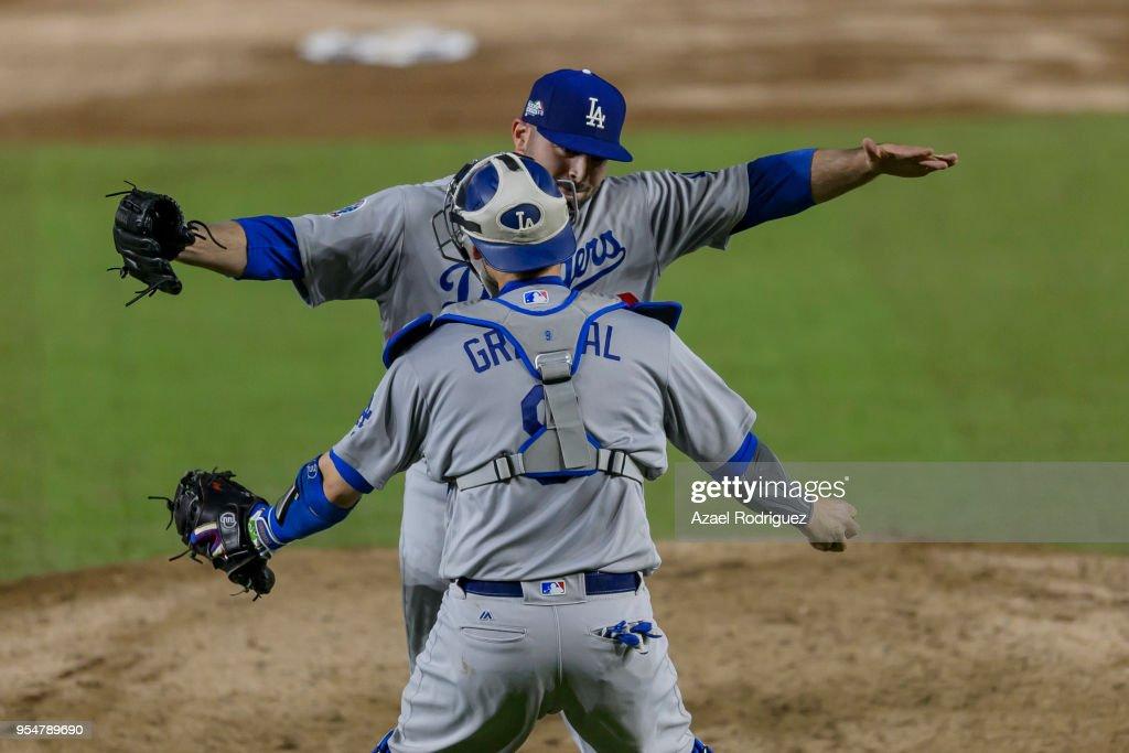 Los Angeles Dodgers v San Diego Padres : Fotografia de notícias
