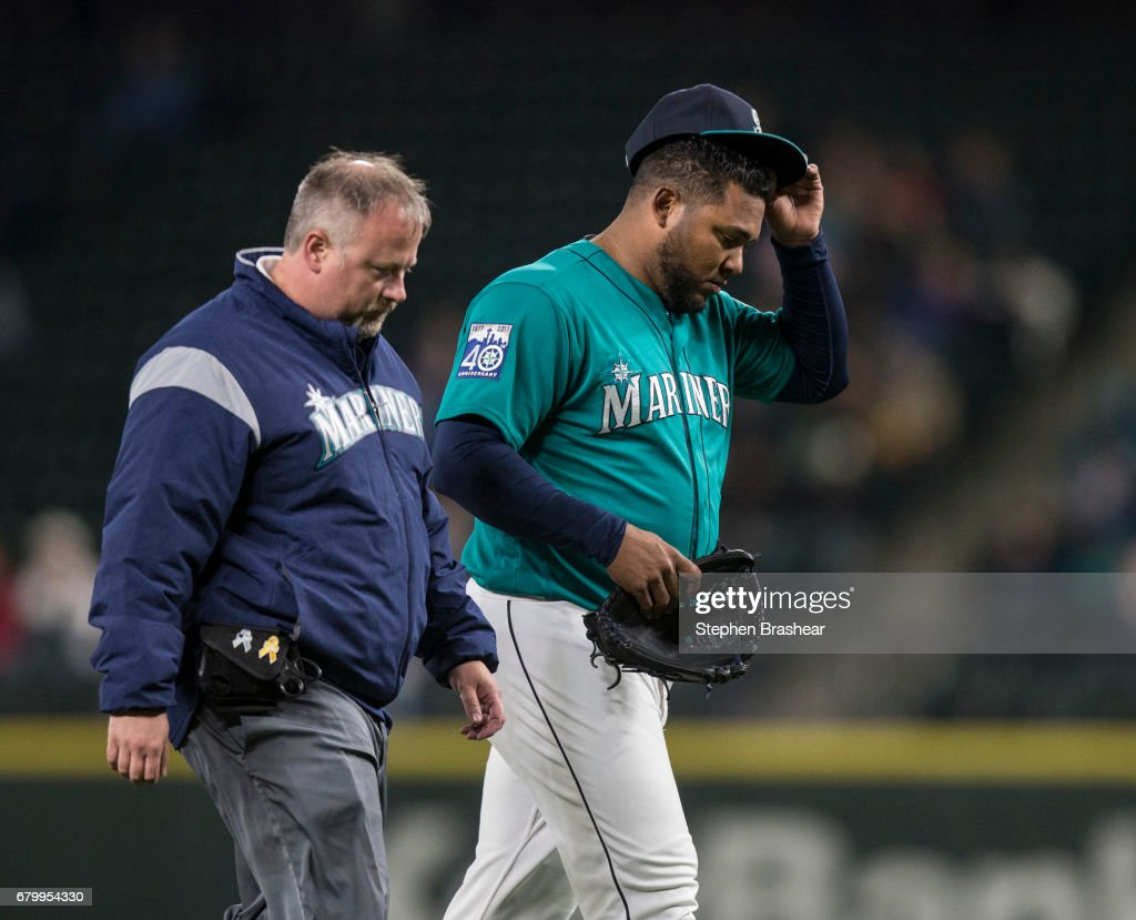 Texas Rangers v Seattle Mariners : News Photo