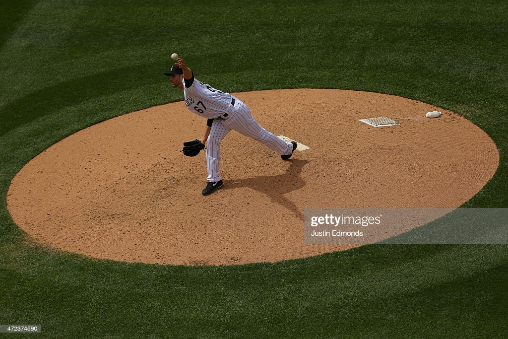 Arizona Diamondbacks v Colorado Rockies - Game One : News Photo