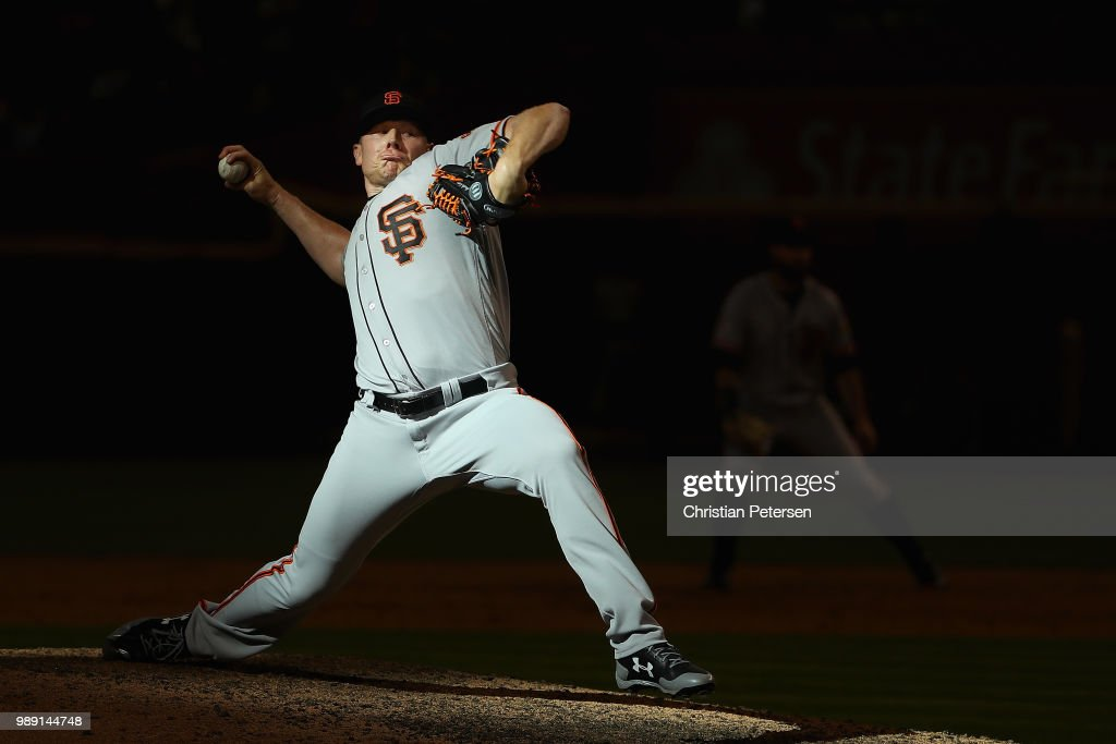 San Franciso Giants  v Arizona Diamondbacks