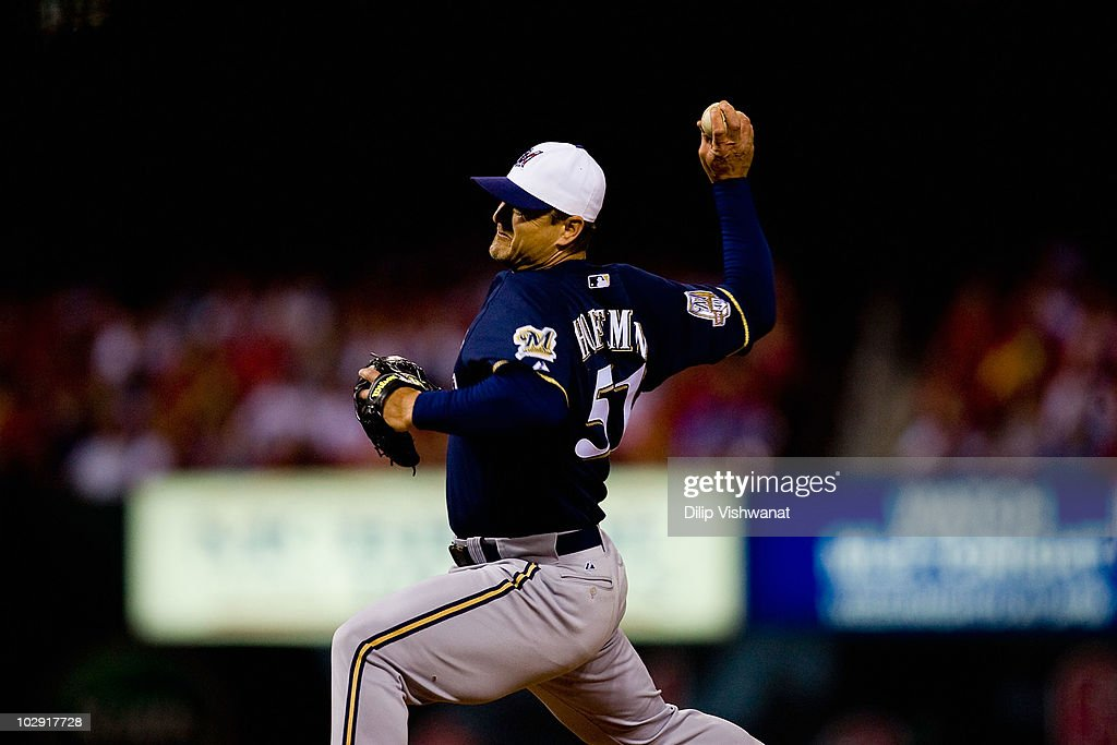 Milwaukee Brewers v St. Louis Cardinals : News Photo