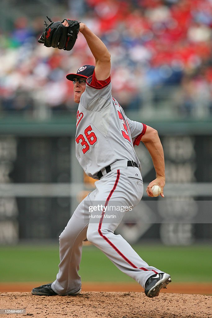 Washington Nationals v Philadelphia Phillies - Game One