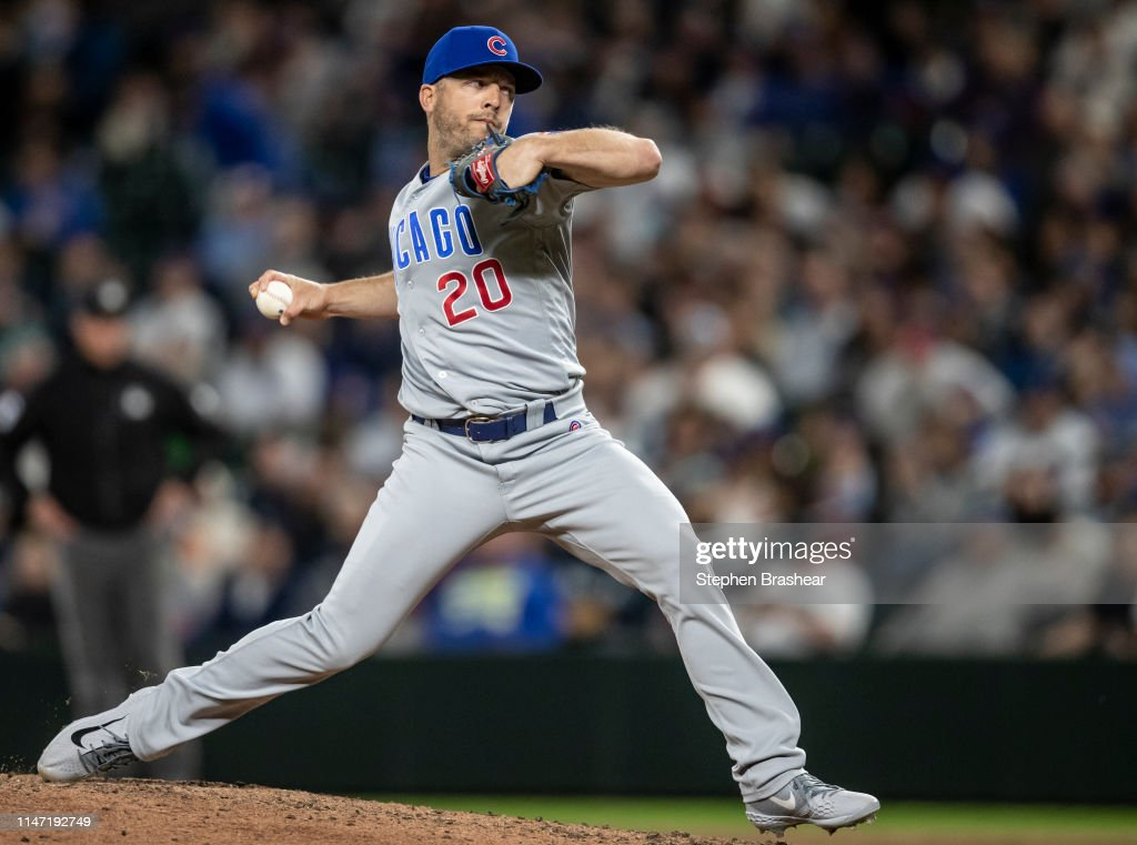 Chicago Cubs v Seattle Mariners : News Photo