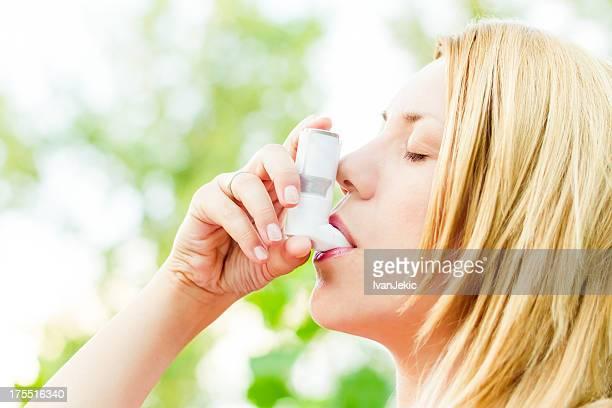 Entspannende asthma und Allergische Symptome