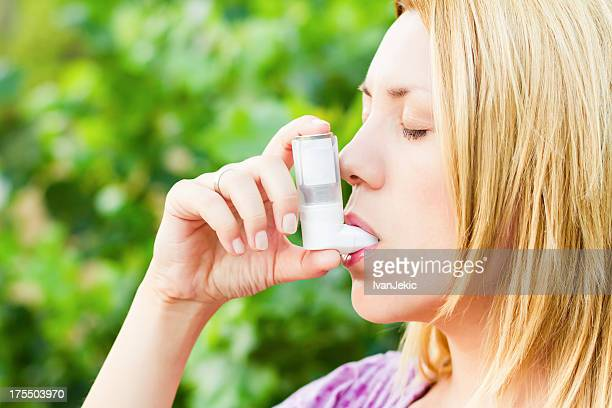 Relieving asthma from pollen allergy
