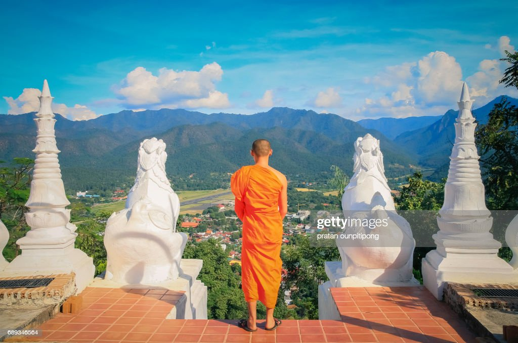 Religion in the nature : Stock Photo