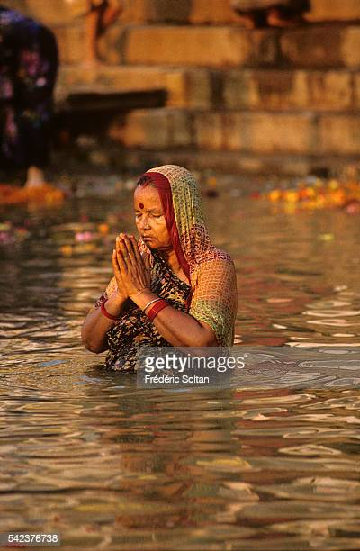 Religious capital of Hinduism Benares is closely associated with the Ganges River and is one of the most sacred pilgrimage destinations for Hindus