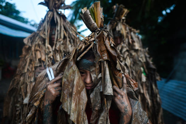 PHL: 'Taong Putik' Festival In The Philippines