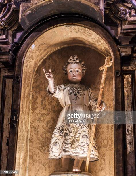 Religious figurine Seville Cathedral Spain