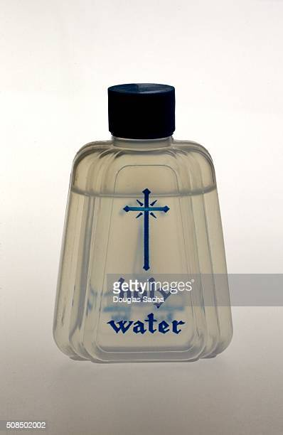 Religious Holy water