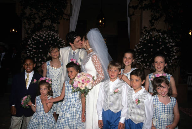 religious marriage of marc lavoine and sarah poniatowski in marrakech in morocco pictures. Black Bedroom Furniture Sets. Home Design Ideas