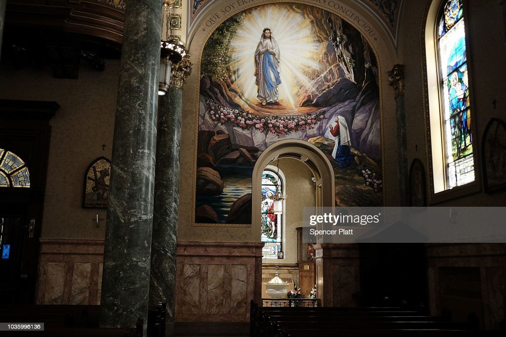 Roman Catholic Church In Brooklyn Diocese Involved In 27.5 Million Settlement With 4 Cases Of Sexual Abuse