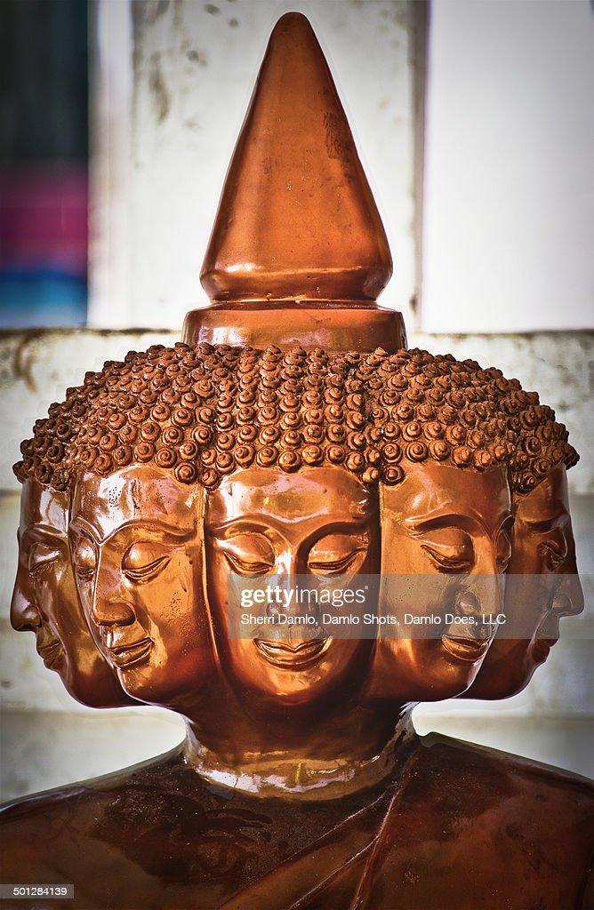 Religious statue : Stock Photo
