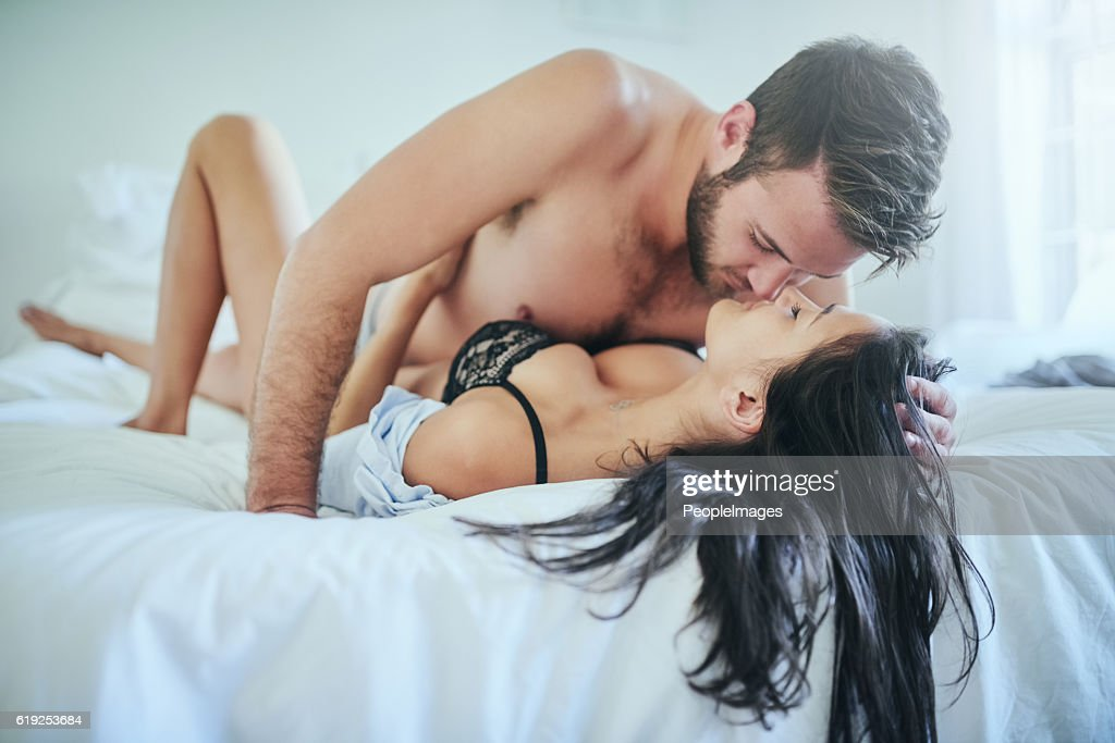 Reliving the honeymoon phase : Stock Photo