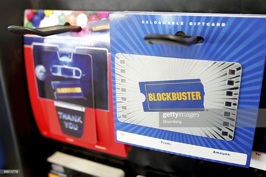 blockbuster gift card blockbuster earnings getty images 6919