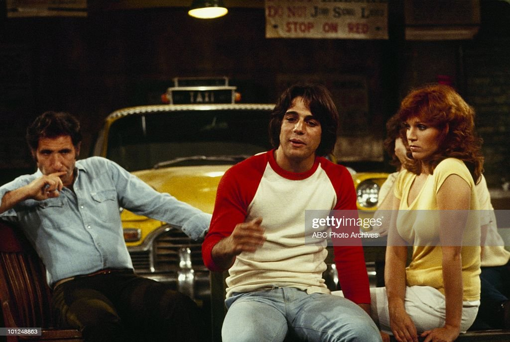 TAXI - 'Reluctant Fighter' - Airdate on December 25, 1979. (Photo by ABC Photo Archives/ABC via Getty Images) JUDD