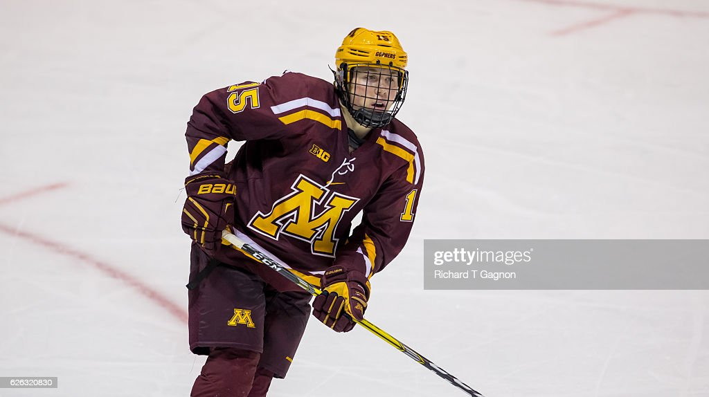 Minnesota v Northeastern : News Photo