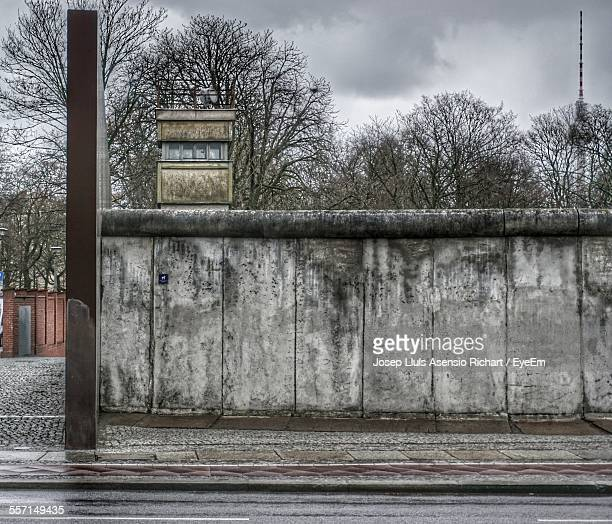 Remains Of Berlin Wall, Berlin, Germany