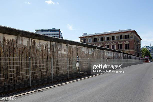Remains Of The Berlin Wall, Berlin, Germany