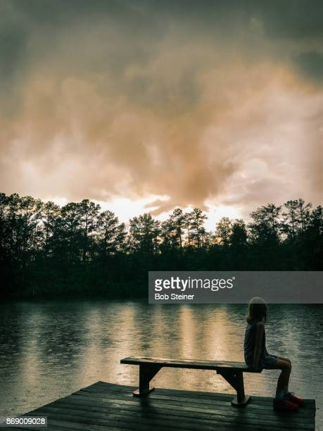 remains of the day - calm before the storm stock pictures, royalty-free photos & images