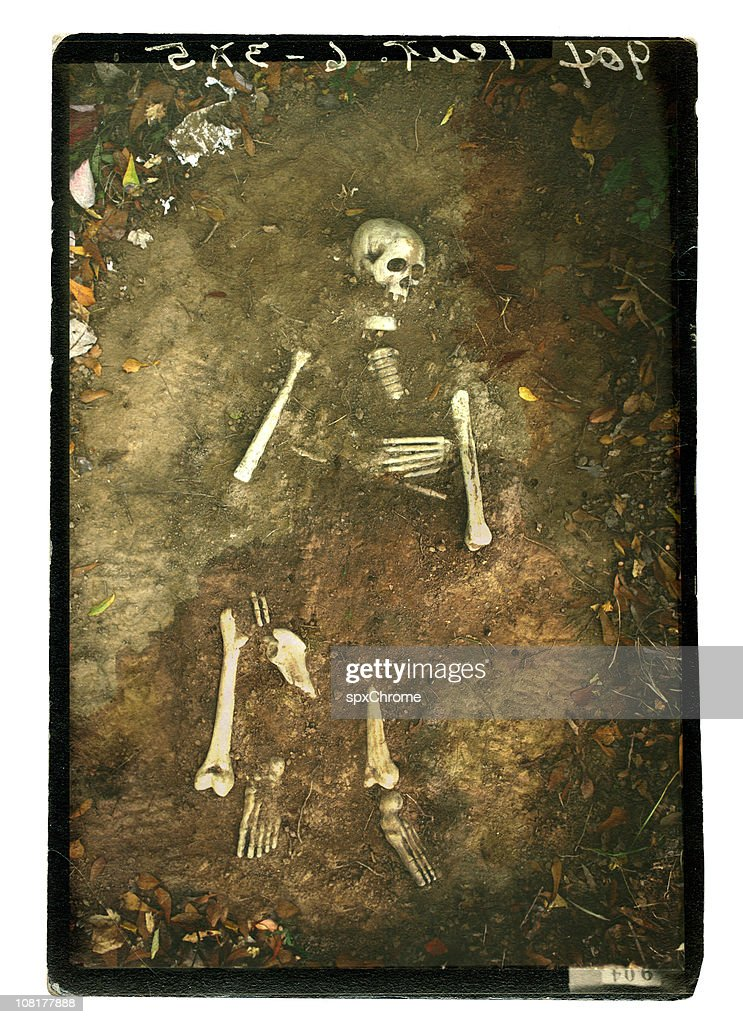 Remains : Stock Photo