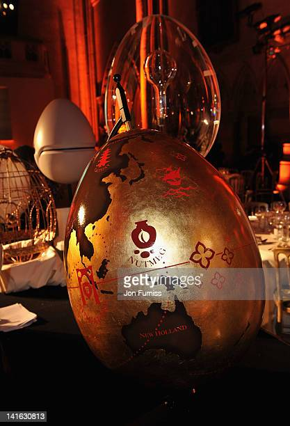 Remarkable Connections by The East India Company with Sam Joyce at The Faberge Big Egg Hunt Grand Auction raising money for Action for Children and...