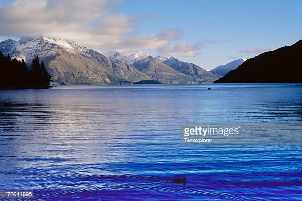 Remarkable Range And Lake Wakatipu