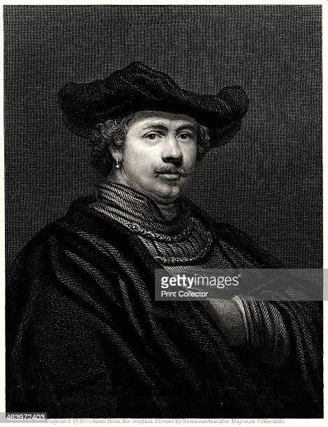 'Rembrandt' 19th century Rembrandt Harmenszoon van Rijn is generally considered one of the greatest painters in European art history and the most...