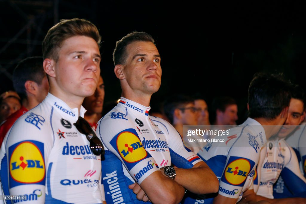38th Vuelta a San Juan International 2020 - Team Presentation : ニュース写真