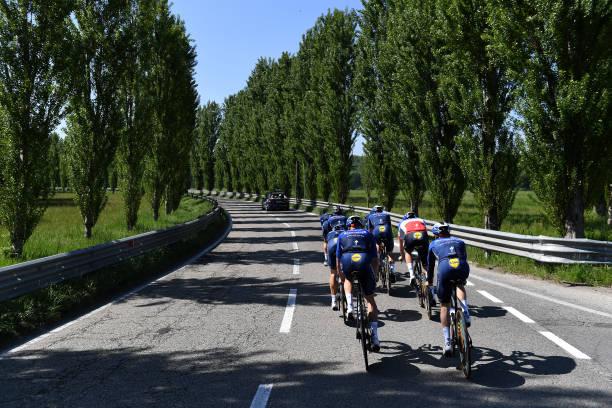 ITA: 104th Giro d'Italia 2021 - Team Deceuninck - Quick-Step - Training