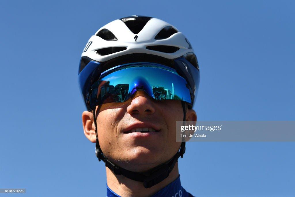 104th Giro d'Italia 2021 - Team Deceuninck - Quick-Step - Training : ニュース写真