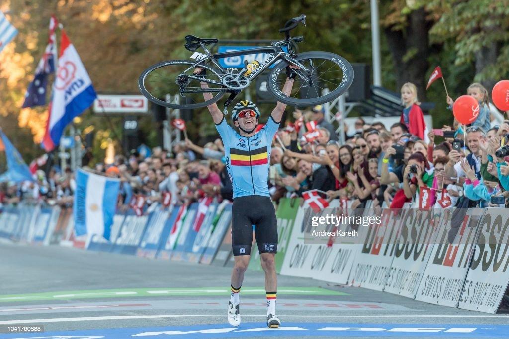 UCI 2018 Road World Championships : News Photo