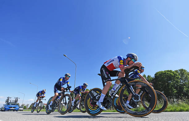 ITA: 104th Giro d'Italia 2021 - Team Deceuninck - Quick-Step - Training