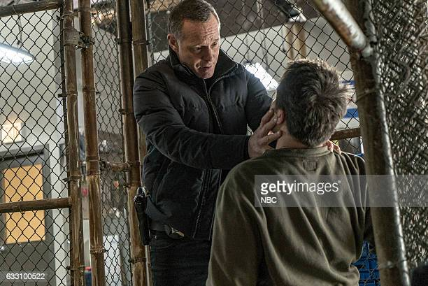 D I Remember Her Now Episode 413 Pictured Jason Beghe as Hank Voight