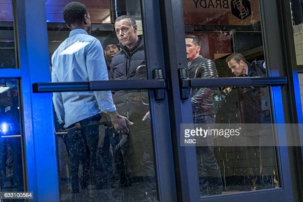 D 'I Remember Her Now' Episode 413 Pictured Jason Beghe as Hank Voight