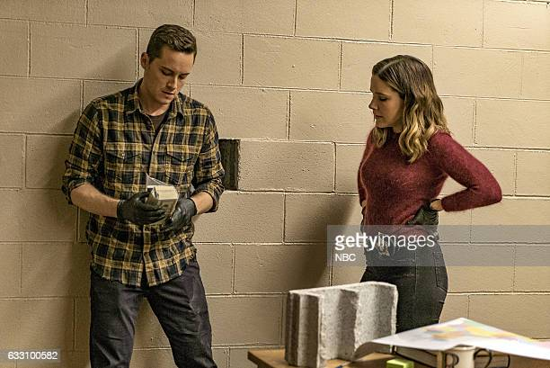 D 'I Remember Her Now' Episode 413 Pictured Jesse Lee Soffer as Jay Halstead Sophia Bush as Erin Lindsay