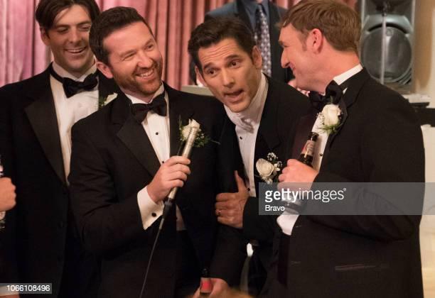 JOHN Remember It Was Me Episode 103 Pictured Cliff Chamberlain as Ethan Eric Bana as John Meehan