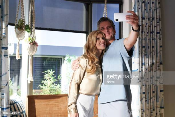 JOHN Remember It Was Me Episode 103 Pictured Connie Britton as Debra Newell Eric Bana as John Meehan