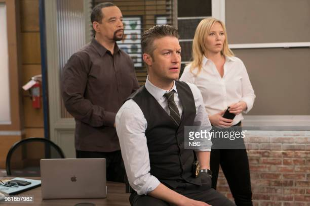 UNIT Remember Me Episode 1923 Pictured Ice T as Odafin Fin Tutuola Peter Scanavino as Dominick Sonny Carisi Kelli Giddish as Detective Amanda Rollins