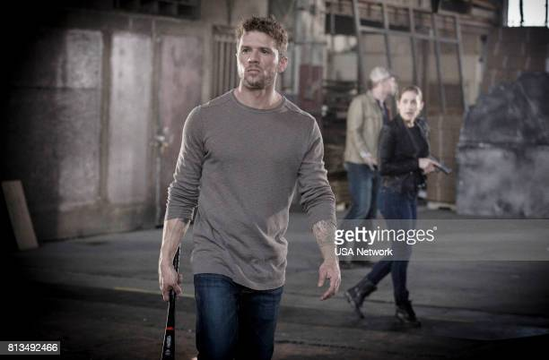 SHOOTER 'Remember the Alamo' Episode 202 Pictured Ryan Phillippe as Bob Lee Swagger