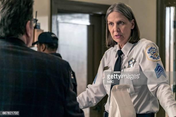 D 'Remember The Devil' Episode 416 Pictured Amy Morton as Trudy Platt