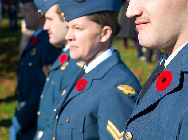 Remembrance Day Ceremony, Dartmouth Nova Scotia, Canada