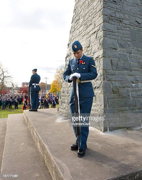 Remembrance Day Ceremony.