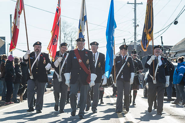 Remembrance Day March